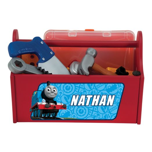 Thomas & Friends Clockwork Red Toy Caddy