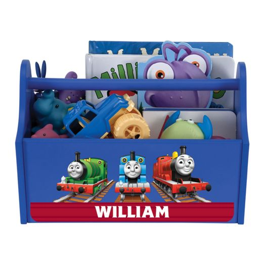 Thomas & Friends Percy & James Blue Toy Caddy