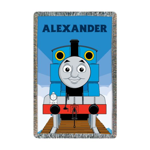 Thomas & Friends Clouds Printed Throw