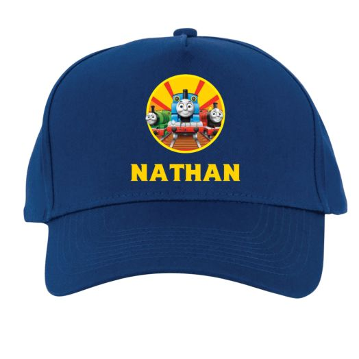 Thomas & Friends Sunset Blue Baseball Cap