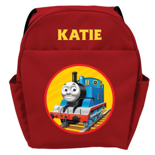 Thomas & Friends Retro Stripes Red Youth Backpack