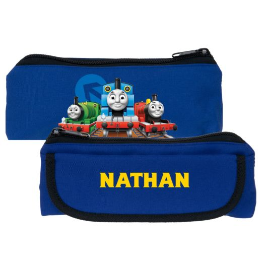 Thomas & Friends All Aboard Blue Pencil Case