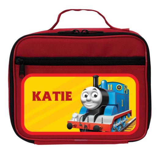 Thomas & Friends Retro Thomas Red Lunch Bag