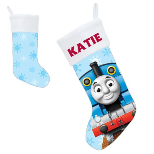 Thomas & Friends Snowfall Stocking