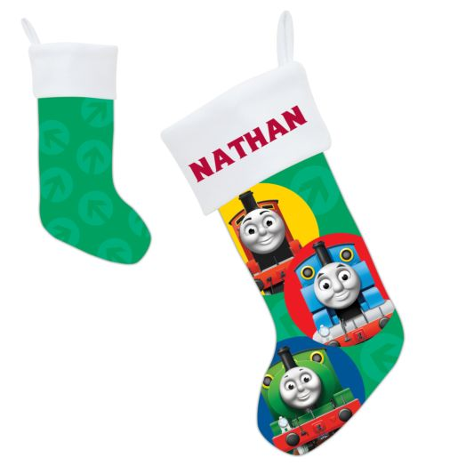 Thomas & Friends Circles and Arrows Stocking