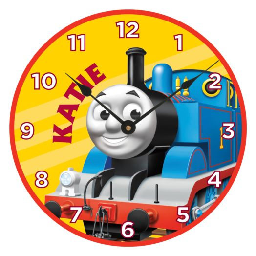 Thomas & Friends Retro Thomas Wall Clock