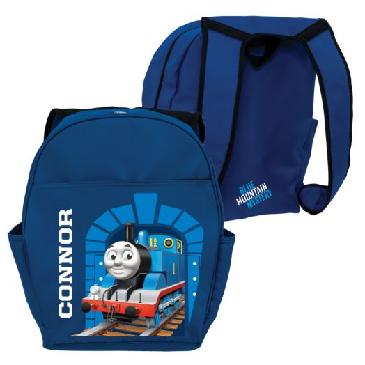 Thomas & Friends Blue Mountain Mystery Blue Toddler Backpack