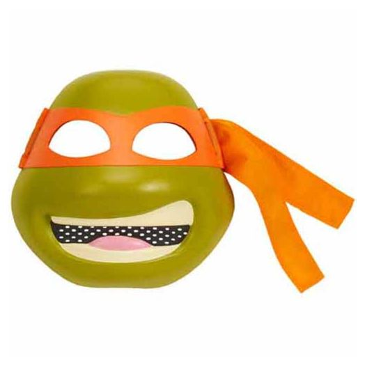 Teenage Mutant Ninja Turtles Deluxe Michelangelo Mask
