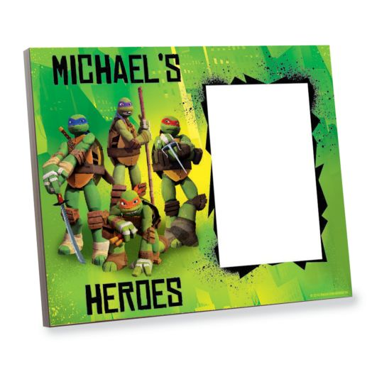 Teenage Mutant Ninja Turtles Heroes Picture Frame