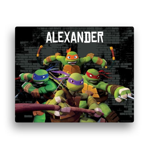 Teenage Mutant Ninja Turtles 11 x 14 Canvas Wall Art
