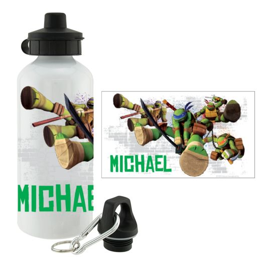 Teenage Mutant Ninja Turtles Leonardo Leads Sports Bottle