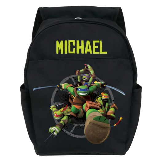Teenage Mutant Ninja Turtles Protect Black Youth Backpack