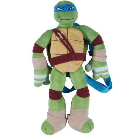 Teenage Mutant Ninja Turtles Leonardo 3D Plush Backpack