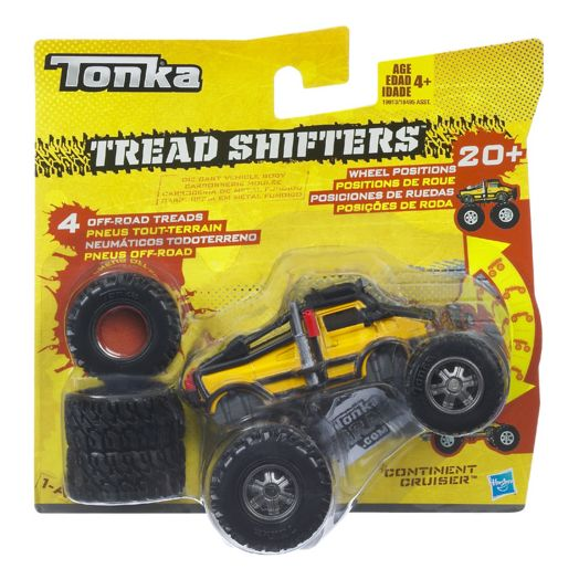 Tonka Tread Shifters Continent Cruiser 1-A Vehicle