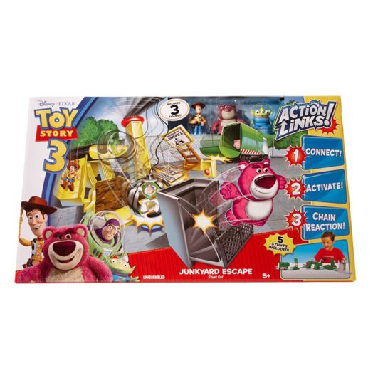 Toy Story 3 Ultimate Action Playset