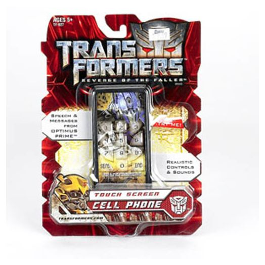 Transformers Transformer Cell Phone