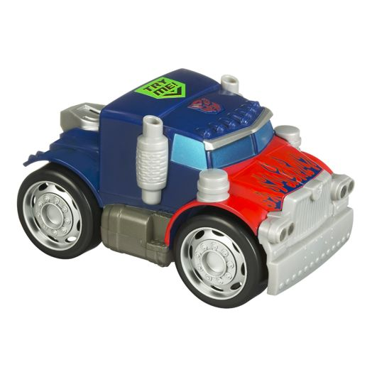 Transformers Lights & Sounds Basic Vehicle Optimus Prime