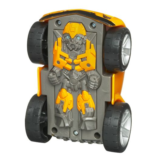Transformers Lights & Sounds Basic Vehicle Bumblebee
