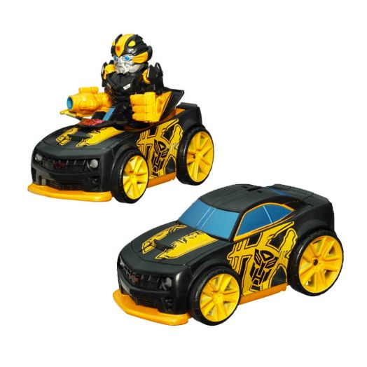 Transformers 2 Battle Chargers Steatlh Bumblebee
