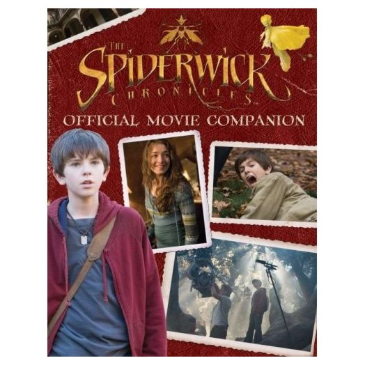 The Spiderwick Chronicles Offical Movie Companion Book