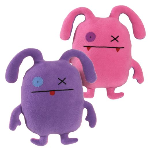GUND Uglydoll Double Trouble OX Plush