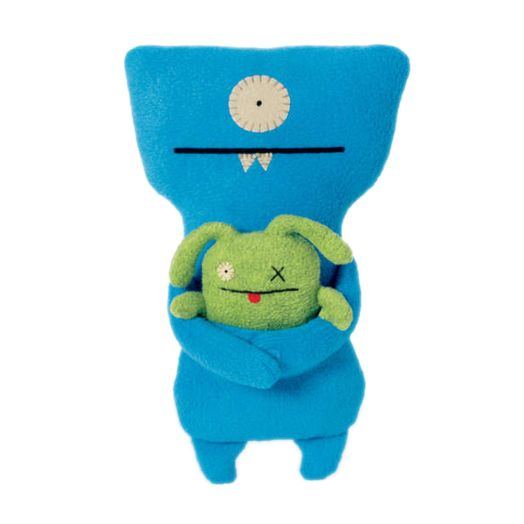GUND Uglydoll Uglybuddies Wedgehead & OX Plush