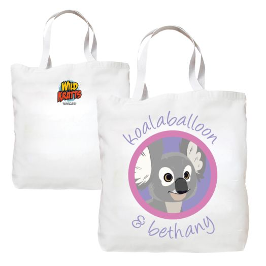 Wild Kratts Koalaballoon & You Tote Bag