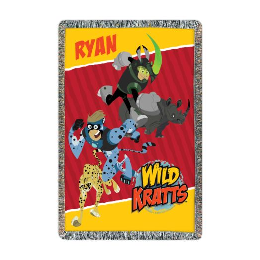 Wild Kratts Creature Power Throw