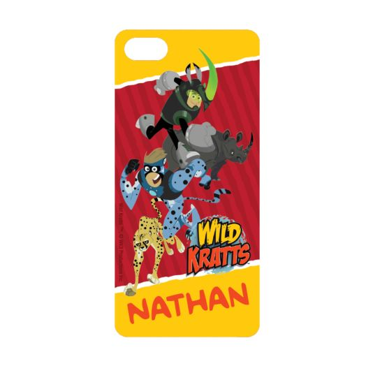 Wild Kratts Creature iPhone 5 Case