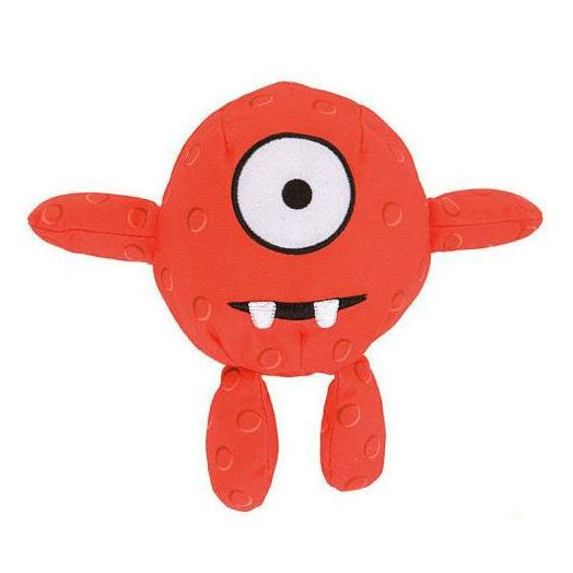 "Yo Gabba Gabba Silly Heads Muno 6"" Plush"