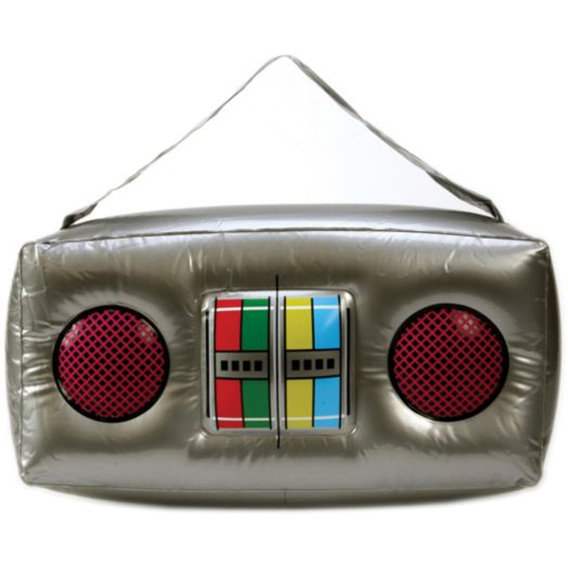 Yo Gabba Gabba Inflatable Boom Box
