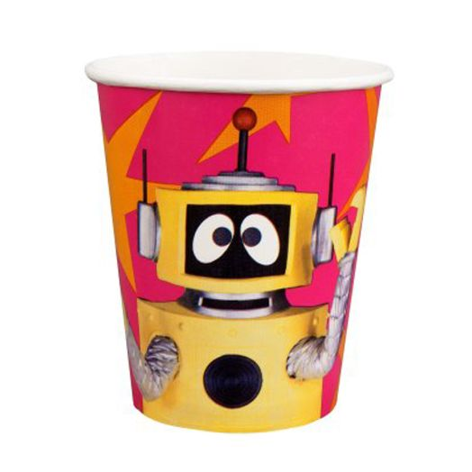 Yo Gabba Gabba 9 oz. Cups - 8 Count