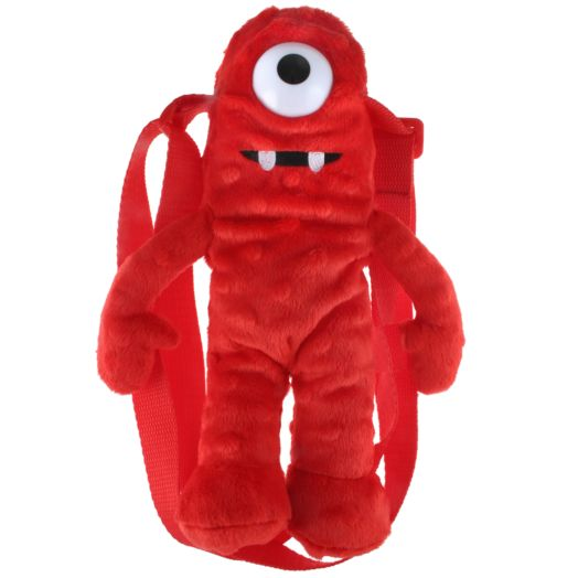 Yo Gabba Gabba Muno 3D Plush Backpack