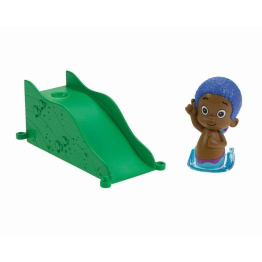 Bubble Guppies Figure Pack - Goby & Ramp