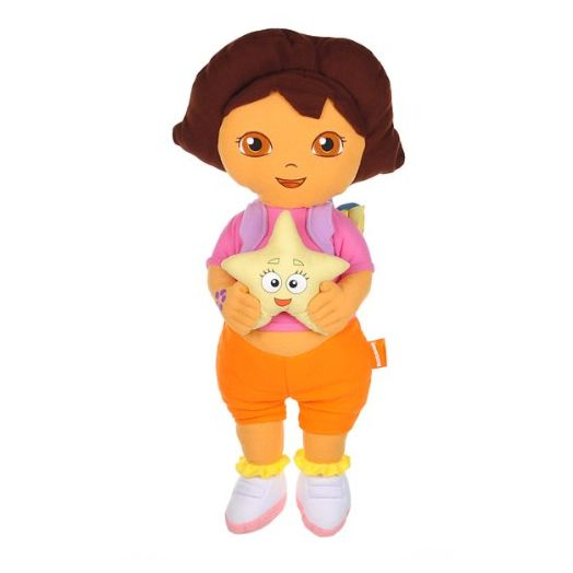 Dora the Explorer Cuddle Pillow