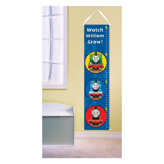 Thomas & Friends Percy & James Growth Chart