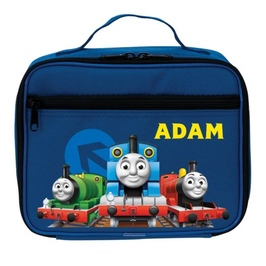 Thomas & Friends All Aboard Blue Lunch Bag