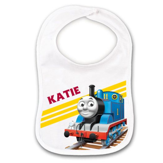 Thomas & Friends Retro Stripes Bib