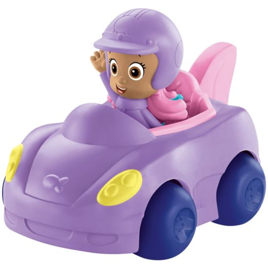 Bubble Guppies Vehicle - Molly & Bubble Convertible
