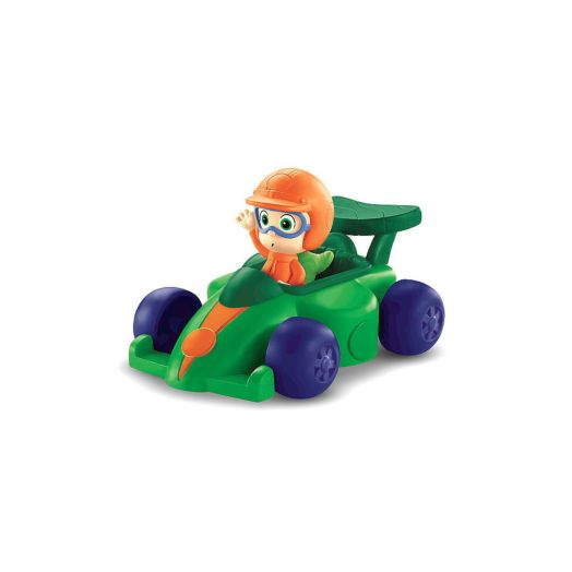 Bubble Guppies Vehicle - Nonny & Bubble Formula Racer