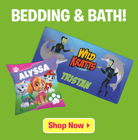 Bedding and Bath